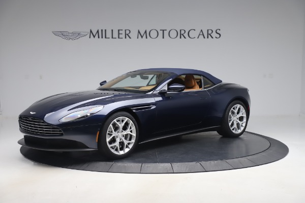 Used 2019 Aston Martin DB11 Volante Convertible for sale $219,900 at Maserati of Westport in Westport CT 06880 26