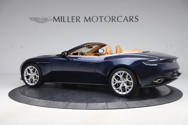 Used 2019 Aston Martin DB11 Volante Convertible for sale $198,900 at Maserati of Westport in Westport CT 06880 3
