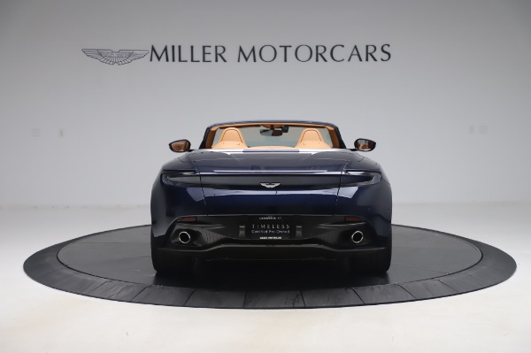 Used 2019 Aston Martin DB11 Volante Convertible for sale $198,900 at Maserati of Westport in Westport CT 06880 5