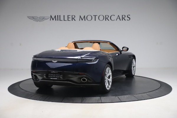 Used 2019 Aston Martin DB11 Volante Convertible for sale $198,900 at Maserati of Westport in Westport CT 06880 6