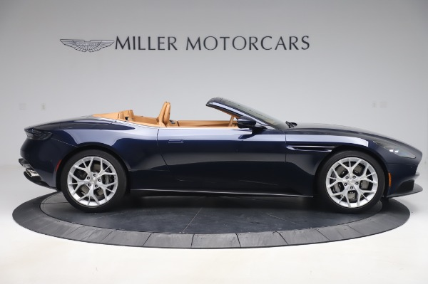 Used 2019 Aston Martin DB11 Volante Convertible for sale $198,900 at Maserati of Westport in Westport CT 06880 8