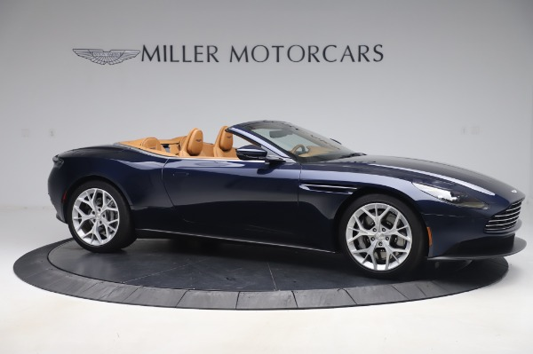 Used 2019 Aston Martin DB11 Volante Convertible for sale $198,900 at Maserati of Westport in Westport CT 06880 9