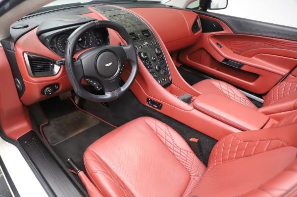 Used 2018 Aston Martin Vanquish S Volante for sale $179,900 at Maserati of Westport in Westport CT 06880 13