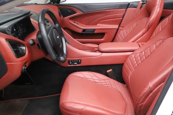 Used 2018 Aston Martin Vanquish S Volante for sale $179,900 at Maserati of Westport in Westport CT 06880 14