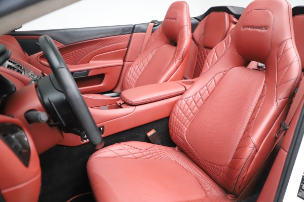 Used 2018 Aston Martin Vanquish S Volante for sale $179,900 at Maserati of Westport in Westport CT 06880 15