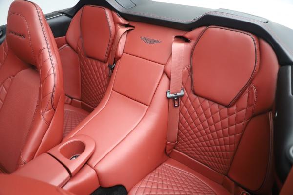 Used 2018 Aston Martin Vanquish S Volante for sale $179,900 at Maserati of Westport in Westport CT 06880 16