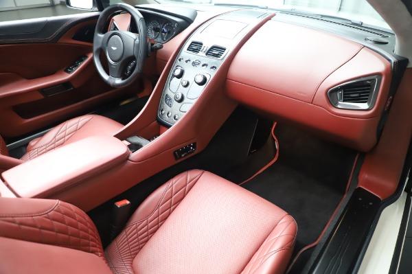 Used 2018 Aston Martin Vanquish S Volante for sale $179,900 at Maserati of Westport in Westport CT 06880 19