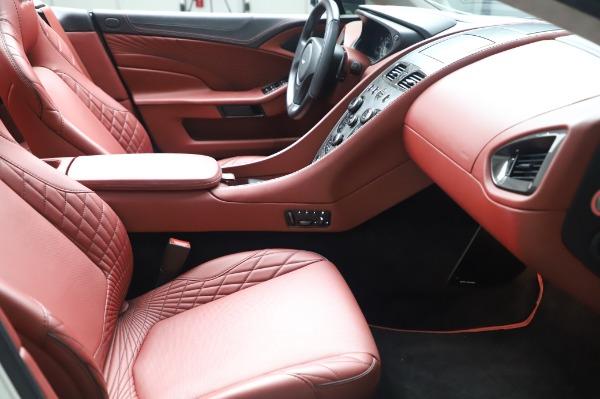 Used 2018 Aston Martin Vanquish S Volante for sale $179,900 at Maserati of Westport in Westport CT 06880 20