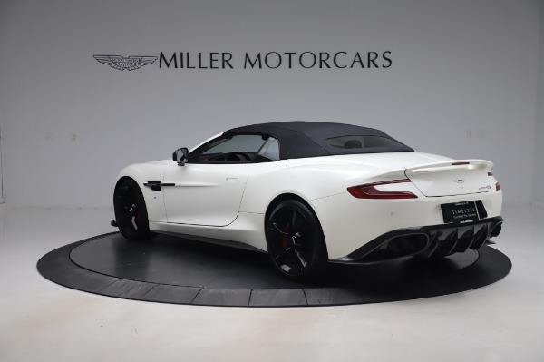 Used 2018 Aston Martin Vanquish S Volante for sale $179,900 at Maserati of Westport in Westport CT 06880 23