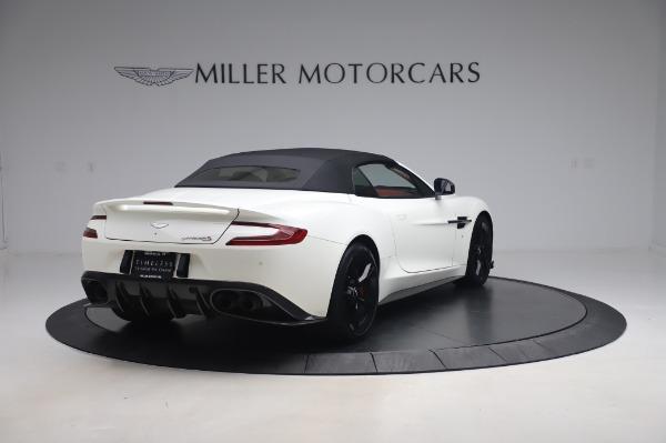Used 2018 Aston Martin Vanquish S Volante for sale $179,900 at Maserati of Westport in Westport CT 06880 24