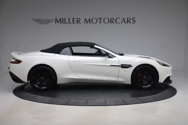 Used 2018 Aston Martin Vanquish S Volante for sale $179,900 at Maserati of Westport in Westport CT 06880 25