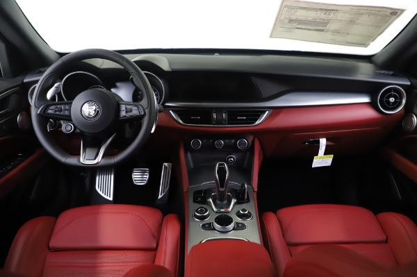 New 2020 Alfa Romeo Stelvio Ti Sport Q4 for sale $53,545 at Maserati of Westport in Westport CT 06880 16