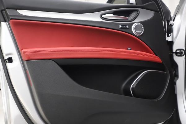 New 2020 Alfa Romeo Stelvio Ti Sport Q4 for sale $53,545 at Maserati of Westport in Westport CT 06880 17