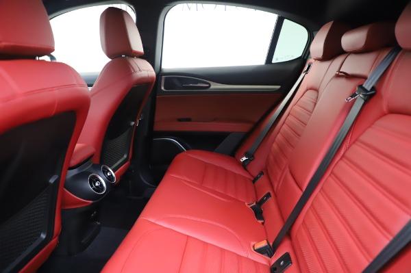 New 2020 Alfa Romeo Stelvio Ti Sport Q4 for sale $53,545 at Maserati of Westport in Westport CT 06880 19