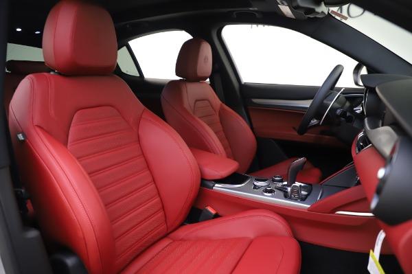 New 2020 Alfa Romeo Stelvio Ti Sport Q4 for sale $53,545 at Maserati of Westport in Westport CT 06880 21