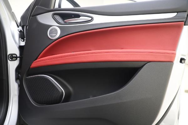 New 2020 Alfa Romeo Stelvio Ti Sport Q4 for sale $53,545 at Maserati of Westport in Westport CT 06880 24