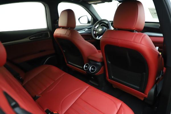 New 2020 Alfa Romeo Stelvio Ti Sport Q4 for sale $53,545 at Maserati of Westport in Westport CT 06880 26