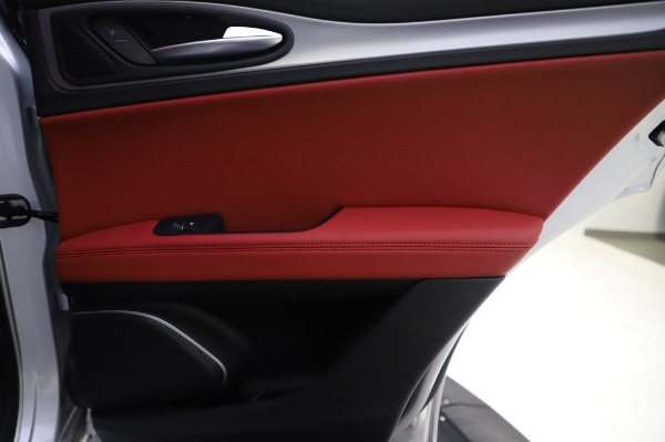 New 2020 Alfa Romeo Stelvio Ti Sport Q4 for sale $53,545 at Maserati of Westport in Westport CT 06880 27