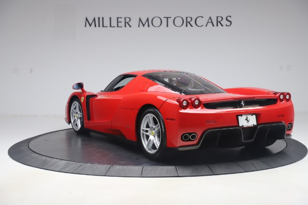 Used 2003 Ferrari Enzo for sale Sold at Maserati of Westport in Westport CT 06880 5