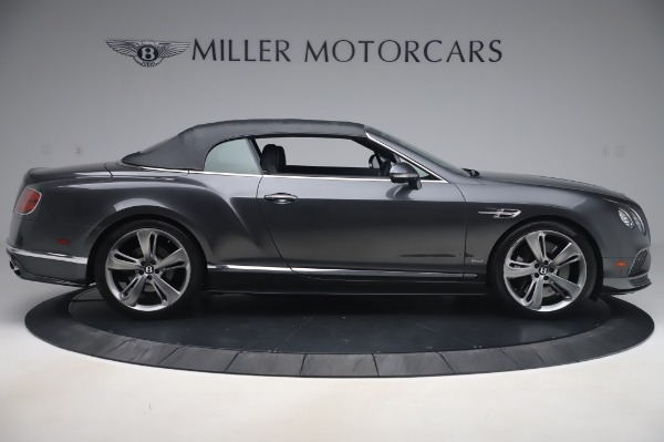 Used 2016 Bentley Continental GTC Speed for sale $146,900 at Maserati of Westport in Westport CT 06880 15