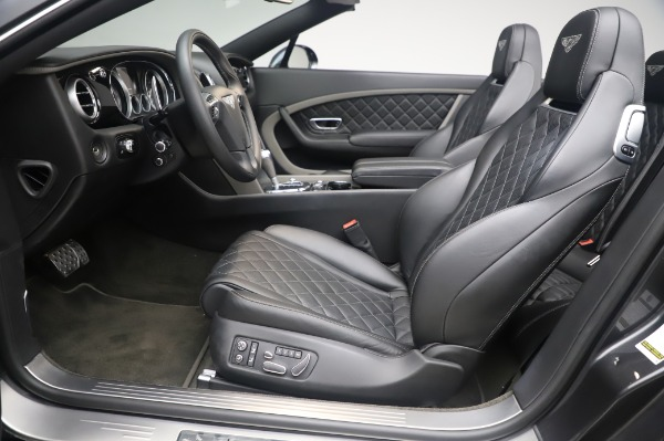 Used 2016 Bentley Continental GT Speed for sale $139,900 at Maserati of Westport in Westport CT 06880 18