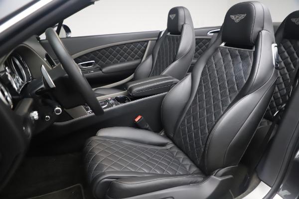 Used 2016 Bentley Continental GT Speed for sale $139,900 at Maserati of Westport in Westport CT 06880 19