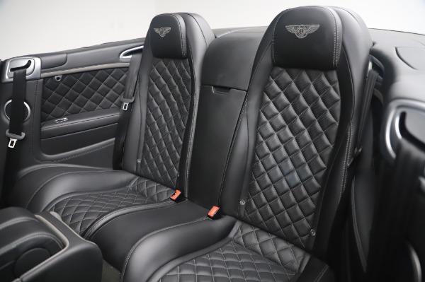 Used 2016 Bentley Continental GT Speed for sale $139,900 at Maserati of Westport in Westport CT 06880 21