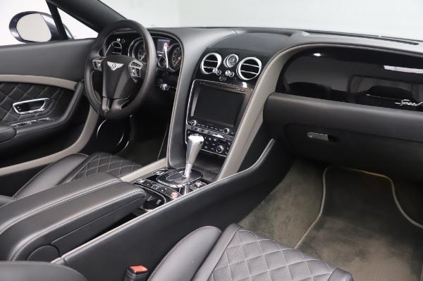Used 2016 Bentley Continental GT Speed for sale $139,900 at Maserati of Westport in Westport CT 06880 23