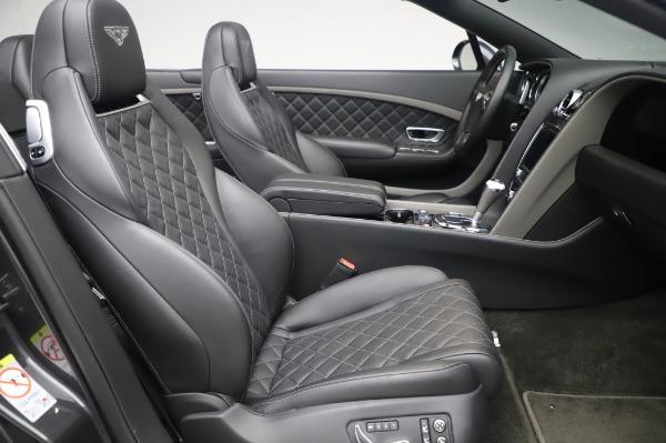 Used 2016 Bentley Continental GT Speed for sale $139,900 at Maserati of Westport in Westport CT 06880 24