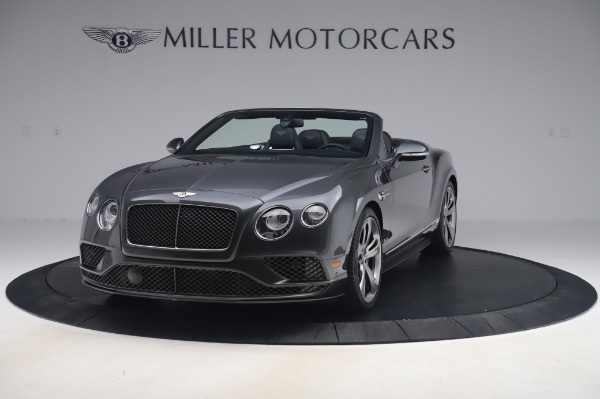 Used 2016 Bentley Continental GTC Speed for sale $146,900 at Maserati of Westport in Westport CT 06880 1