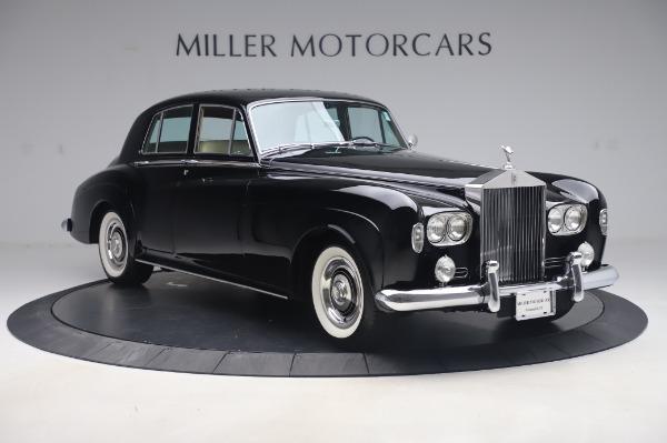 Used 1965 Rolls-Royce Silver Cloud III for sale $99,900 at Maserati of Westport in Westport CT 06880 12