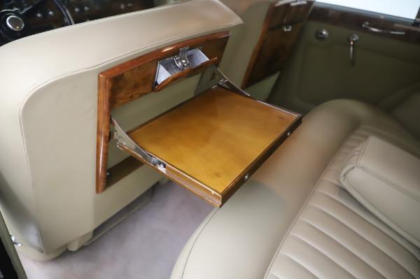 Used 1965 Rolls-Royce Silver Cloud III for sale $99,900 at Maserati of Westport in Westport CT 06880 20