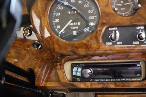 Used 1965 Rolls-Royce Silver Cloud III for sale $99,900 at Maserati of Westport in Westport CT 06880 26