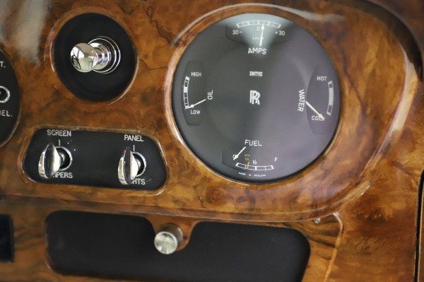 Used 1965 Rolls-Royce Silver Cloud III for sale $99,900 at Maserati of Westport in Westport CT 06880 27