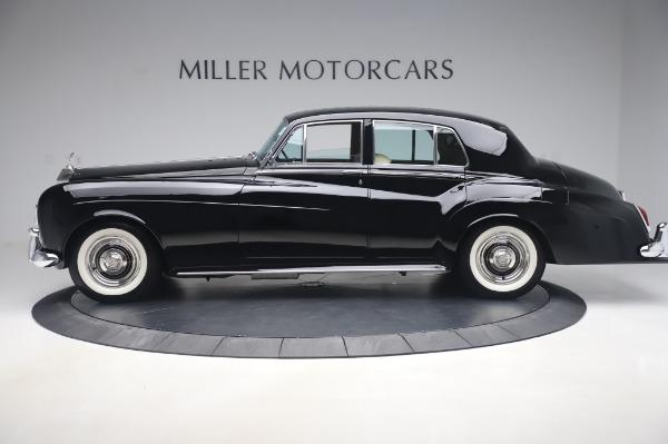 Used 1965 Rolls-Royce Silver Cloud III for sale $99,900 at Maserati of Westport in Westport CT 06880 3