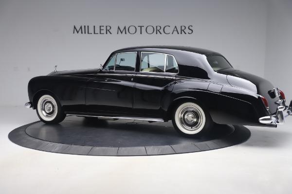 Used 1965 Rolls-Royce Silver Cloud III for sale $99,900 at Maserati of Westport in Westport CT 06880 4