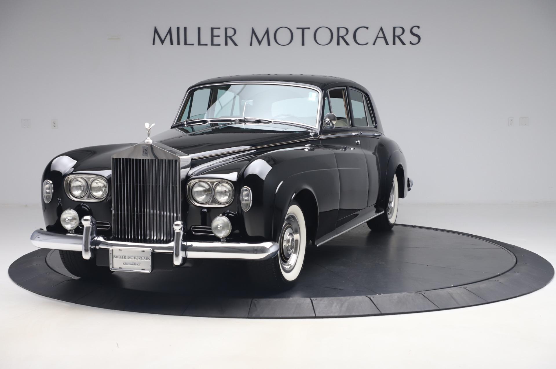 Used 1965 Rolls-Royce Silver Cloud III for sale $99,900 at Maserati of Westport in Westport CT 06880 1