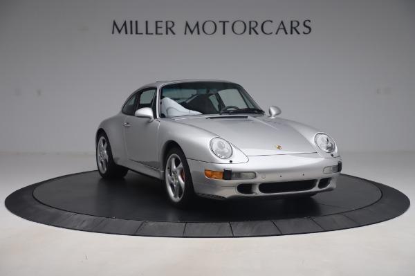 Used 1998 Porsche 911 Carrera 4S for sale Sold at Maserati of Westport in Westport CT 06880 10