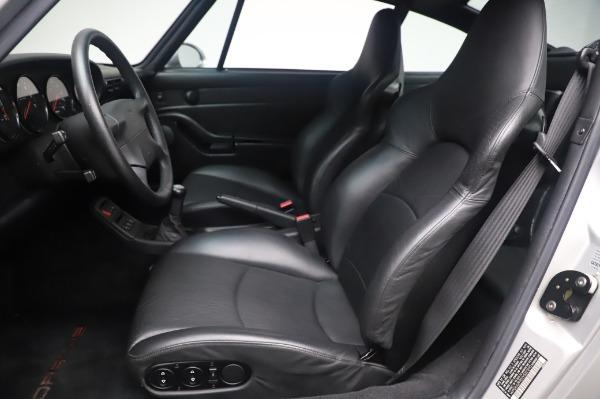 Used 1998 Porsche 911 Carrera 4S for sale Sold at Maserati of Westport in Westport CT 06880 13