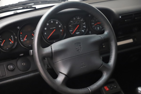 Used 1998 Porsche 911 Carrera 4S for sale Sold at Maserati of Westport in Westport CT 06880 19