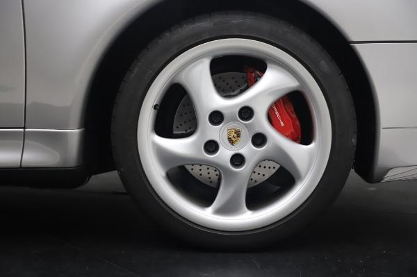 Used 1998 Porsche 911 Carrera 4S for sale Sold at Maserati of Westport in Westport CT 06880 23