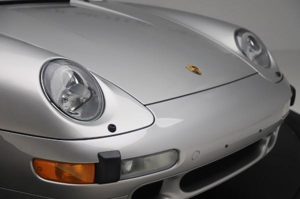 Used 1998 Porsche 911 Carrera 4S for sale Sold at Maserati of Westport in Westport CT 06880 25