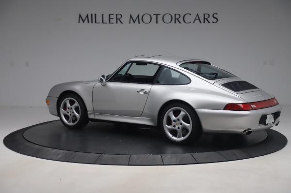Used 1998 Porsche 911 Carrera 4S for sale Sold at Maserati of Westport in Westport CT 06880 3