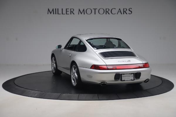 Used 1998 Porsche 911 Carrera 4S for sale Sold at Maserati of Westport in Westport CT 06880 4