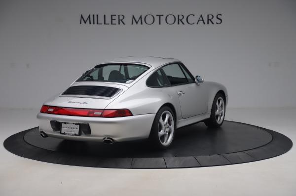 Used 1998 Porsche 911 Carrera 4S for sale Sold at Maserati of Westport in Westport CT 06880 6