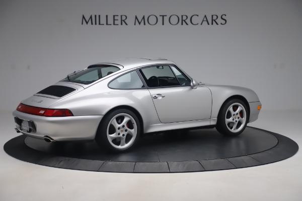Used 1998 Porsche 911 Carrera 4S for sale Sold at Maserati of Westport in Westport CT 06880 7