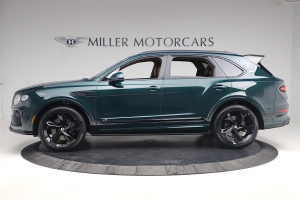 New 2021 Bentley Bentayga V8 First Edition for sale $265,205 at Maserati of Westport in Westport CT 06880 3