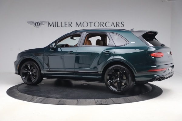New 2021 Bentley Bentayga V8 First Edition for sale $265,205 at Maserati of Westport in Westport CT 06880 4