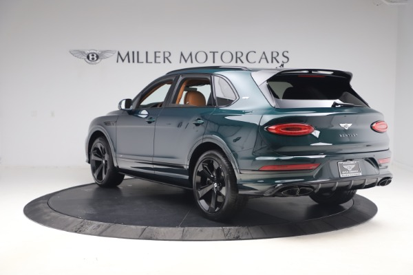 New 2021 Bentley Bentayga V8 First Edition for sale $265,205 at Maserati of Westport in Westport CT 06880 5