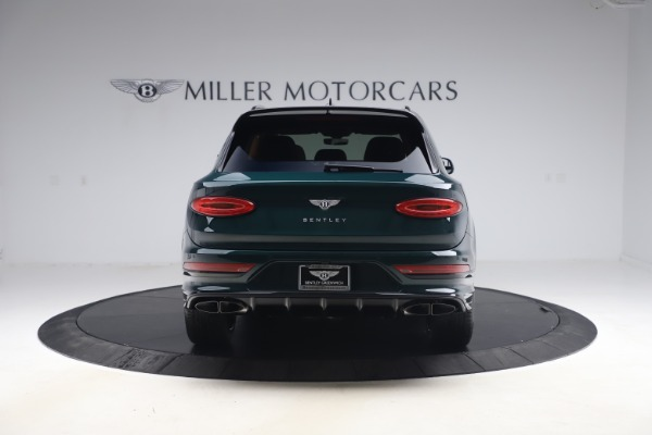 New 2021 Bentley Bentayga V8 First Edition for sale $265,205 at Maserati of Westport in Westport CT 06880 6